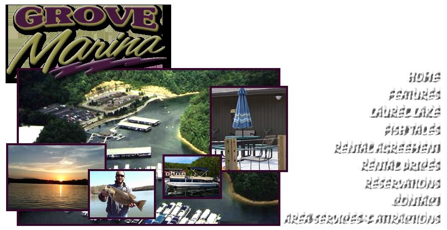 Grove Marina London Kentucky Ky Home Page